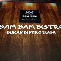 Photo taken at Bam Bam Bistro by Alfffrdaus on 5/24/2017