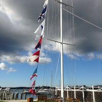 Photo taken at Nauticus Marina by Jill H. on 9/28/2013