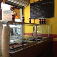 Photo taken at Cocina Economica Resurreccion by Carlos R. on 11/21/2012