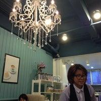 Photo taken at Caffè D'oro by Poom S. on 2/4/2014