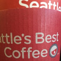 Photo taken at Seattle's Best Coffee by Tomás R. on 3/5/2016
