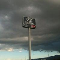 Photo taken at Hyundai Assan Otomotiv San. ve Tic. A.Ş. by Samed B. on 12/3/2012