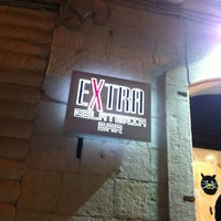 Photo taken at Gelateria Extra by Simone S. on 11/1/2012