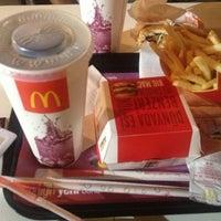 6/13/2013 tarihinde Volkan K.ziyaretçi tarafından McDonald's'de çekilen fotoğraf