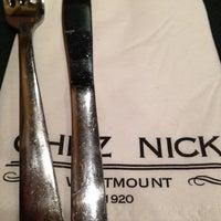 Photo taken at Chez Nick by Benjamin B. on 9/14/2013
