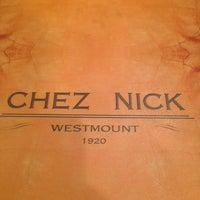Photo taken at Chez Nick by Benjamin B. on 9/7/2013