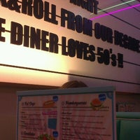 Photo taken at The Diner - American Foods by Sara G. on 12/1/2012