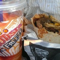 Photo taken at Taco Bell by G. Ivan S. on 11/1/2012