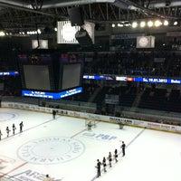 Photo taken at Arena Nürnberger Versicherung by Aint N. on 12/28/2012