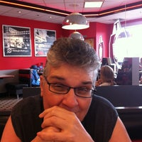 Photo taken at Steak 'n Shake by Barbara S. on 5/4/2013
