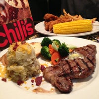 Photo taken at Chili's Grill & Bar Restaurant by iqbalslater on 2/10/2013