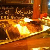 Photo taken at Café de la P by CiudadNocturna C. on 6/1/2013
