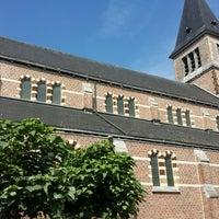 Photo taken at Begijnhofkerk by Pascal P. on 9/3/2013