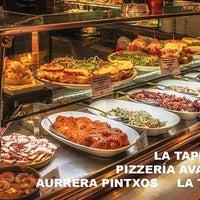 Foto tomada en Pintxos Aurrera por Restaurantes Benidorm Grupo Aurrera el 7/28/2014