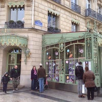 Photo taken at Ladurée by Aiko M. on 3/7/2013
