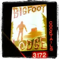 Photo taken at Bigfoot Lodge by Shayne M. on 1/11/2013