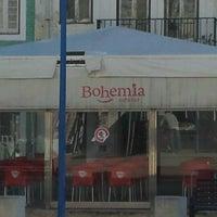 Photo taken at Bohemia by Joana S. on 2/4/2013