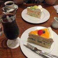 6/30/2018 tarihinde Choco S.ziyaretçi tarafından HARBS ハーブス 栄本店'de çekilen fotoğraf