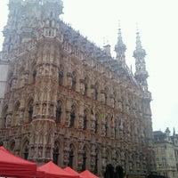 Photo taken at Leuven by Javier M. on 1/5/2013