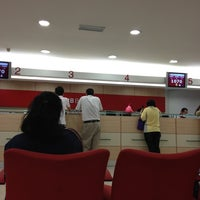 Photo taken at CIMB Bank by Nina A. on 11/1/2012