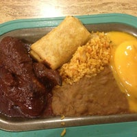 Photo taken at Pancho's Mexican Buffet by PEPC C. on 11/23/2013