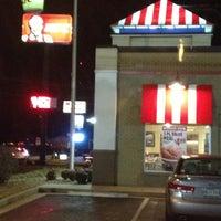 Photo taken at KFC by Jr N. on 11/20/2012