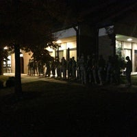Photo taken at Ft. Bragg Reception Company by Noah P. on 11/9/2012