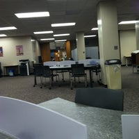 Photo taken at Meriam Library by Trent S. on 10/30/2012