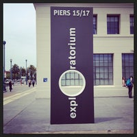 Photo taken at Exploratorium by Alaia W. on 5/15/2013