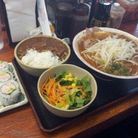 Photo taken at Maru Ichi Japanese Noodle House by Darth R. on 2/9/2013