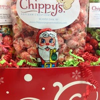 Photo taken at Chippy's Popcorn Creations by Linda C. on 2/2/2014
