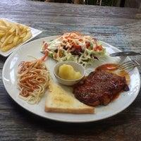 Photo taken at Steak Huana Pai by Alex S. on 2/22/2014