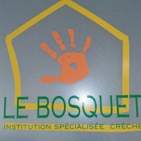 Photo taken at Le Bosquet by Nicolas B. on 3/11/2013