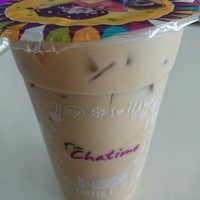 Photo taken at Chatime by Jan J. on 4/15/2016