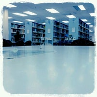 Photo taken at UMS Library by Nurul A. on 11/14/2012