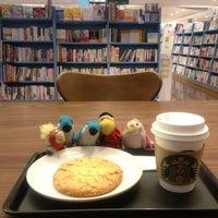Photo taken at Starbucks by sayuco on 4/11/2014