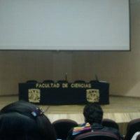 Photo taken at Auditorio Alberto Barajas by Eusebio A. on 1/22/2013
