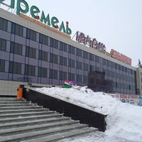Photo taken at КРК «Мегаполис» by Оксана М. on 2/28/2013