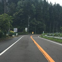 Photo taken at 山県市 by festiva 1. on 6/25/2017