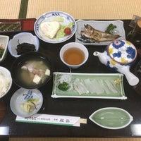 Photo taken at 旅館松浜 by festiva 1. on 4/28/2018