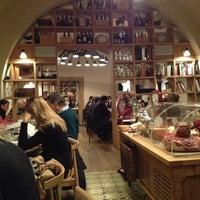 Photo taken at Ambiente Pasta Fresca by Bryan E. on 12/13/2012
