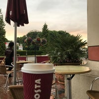 Photo taken at Costa Coffee by Rawan A. on 7/22/2017