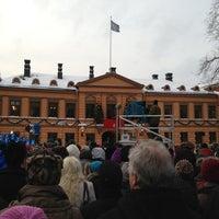 12/24/2012 tarihinde Vyacheslav K.ziyaretçi tarafından Vanha Suurtori'de çekilen fotoğraf