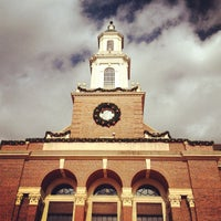 Photo taken at Edmon Low Library by Justin R. on 11/26/2012