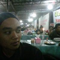 Photo taken at Pusat Kuliner Jajan Makan TMP Kalibata by Aas on 2/19/2013