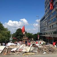 Photo prise au İstanbul Teknik Üniversitesi par Kailas Y. le6/9/2013