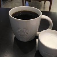 Photo taken at Starbucks by Gotto K. on 1/29/2017