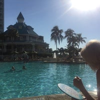 Photo taken at Pool @ Sanibel Harbour Marriot Resort & Spa by Sam M. on 12/3/2016