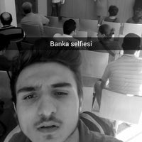 Photo taken at Halkbank by Uğur C. on 9/16/2014