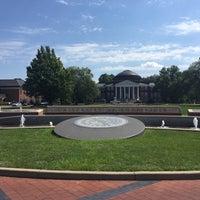 Photo taken at University of Louisville by Nina C. on 9/6/2016